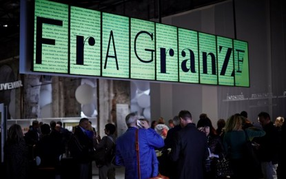 Pitti Fragranze Sees 21% Increase in Visitors
