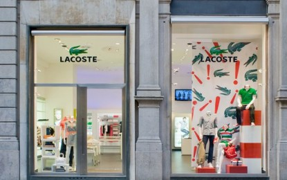 Lacoste: Former CEO of Conforama Replaces Duran